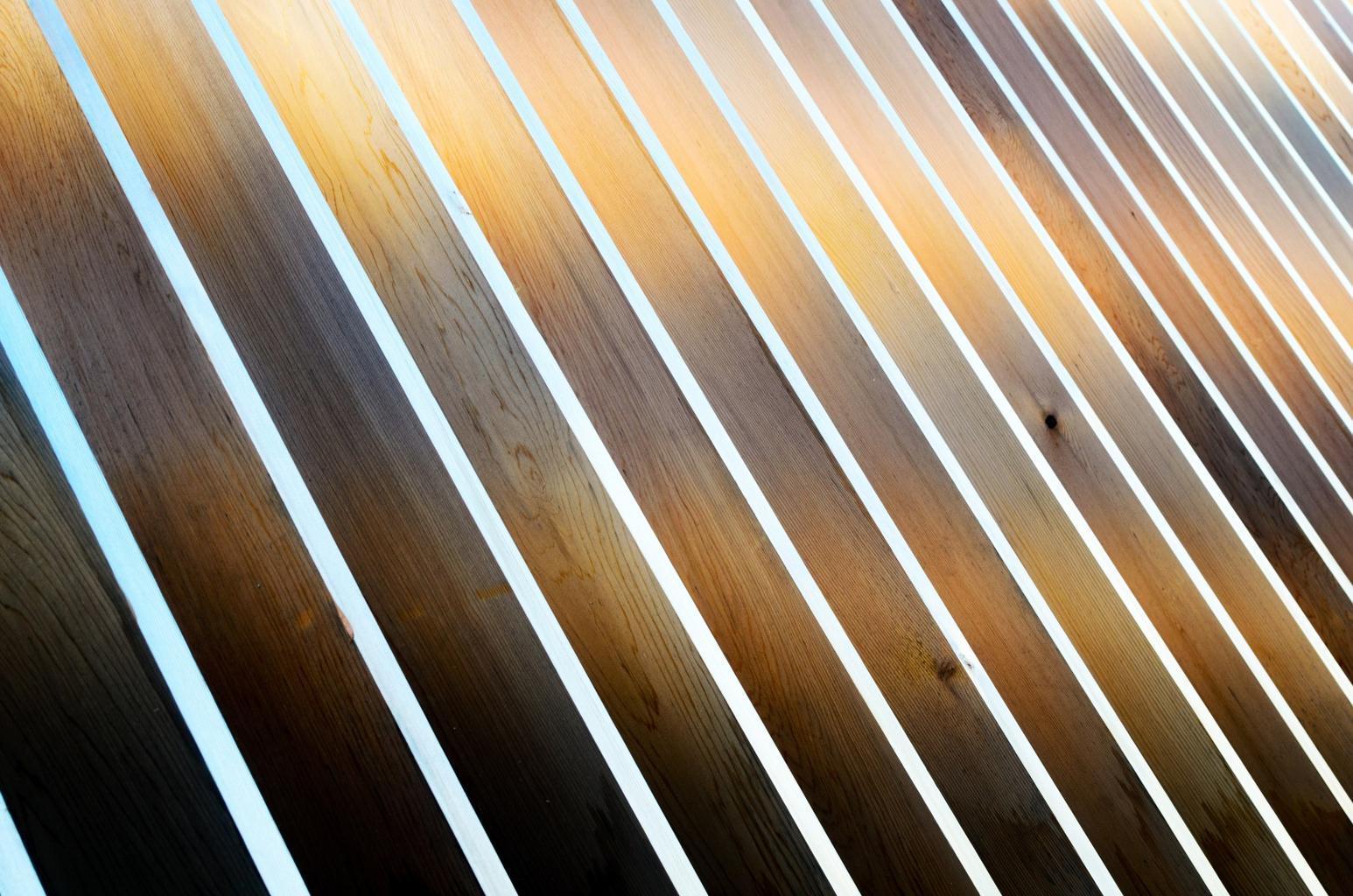 dřevěné panely