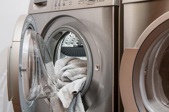příprava na praní