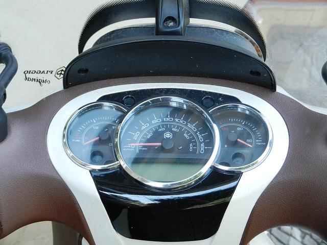 řidítka motorka