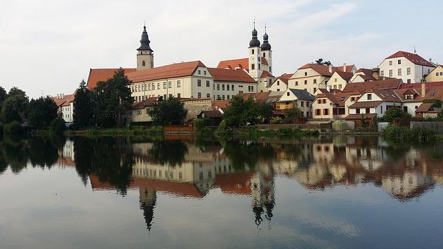 zámek v Telči