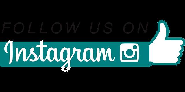 následovat sociální sítě