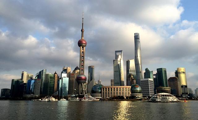 Pudong v Šanghaji